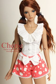 Iple House Ball jointed Doll Shop : S.I.D (65cm) Basic Doll - Woman - Cherie