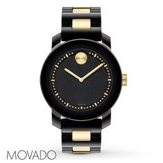 Movado Bold Watch Ceramic 3600172