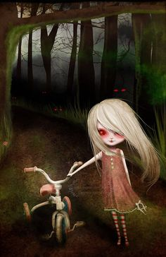 'Bowden Road' - Jessica Grundy 2012    www.solocosmo.etsy.com