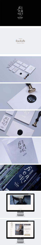 finestaRt Branding(Logo Design, Branding Tools)