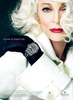 Class is forever - Carmen Dell'Orefice