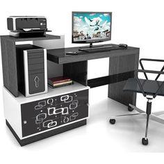 Mesa Para Computador Link - Vamol