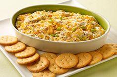 Hot Ham and Cheese Spread Recipe - Kraft Recipes