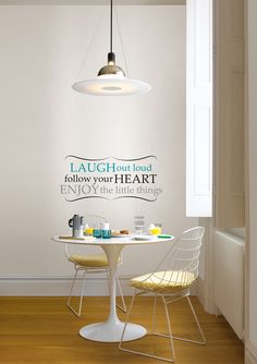 ideeli | WALLPOPS! Laugh Out Loud Wall Quote