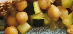Pois chiches aux pommes et aux courgettes Recettes | Ricardo