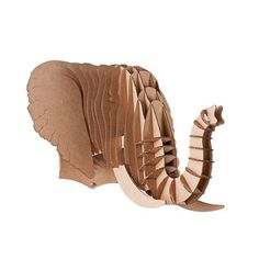 Eyan Elephant Trophy Brown, $49, now featured on Fab.