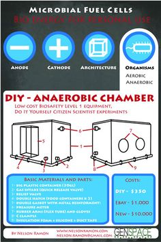 DIY - Anaerobic Chamber - Nelson Ramon