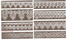 Archive of Tatting Books in the Public Domain: Die Schiffchenarbeit, page 3
