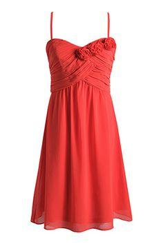 robe en mousseline   fleurs décoratives - esprit 99,95