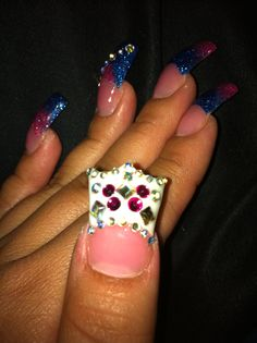 my princess nails