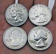 25 Rare Quarters You