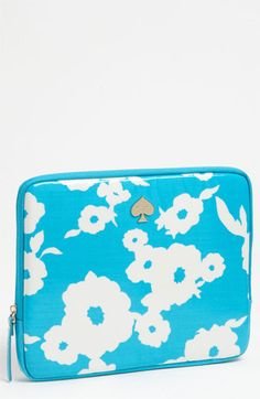 kate spade new york 'picnic floral' iPad sleeve available at #Nordstrom