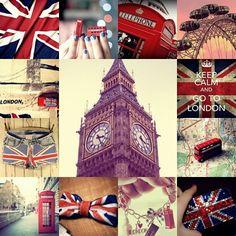 Love everything British!
