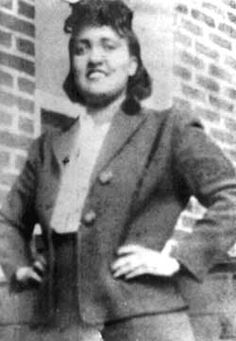 Henrietta Lacks (August 1, 1920– October 4, 1951) (sometimes erroneously called Henrietta Lakes, Helen Lane or Helen Larson) was an African-American woman who was the unwitting source of cells (from her cancerous tumor) which were cultured by George Otto Gey to create an immortal cell line for medical research. This is now known as the HeLa cell line.