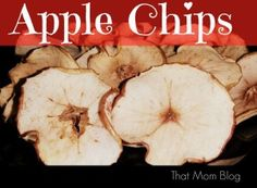 Motivation Monday: Try-A-Tri and Apple Chips