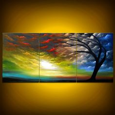 At mattsart's Etsy shop.  Self taught artist, amazing paintings and reproductions.  Color, movement and light mix so well.----- beautiful!