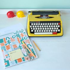 typewriter #giallo