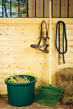 Seven Steps to Better, Easier Stall Mucking It's no one's favorite job, but here's how to save time and maximize results cleaning stalls.