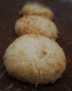 Mantecados de coco
