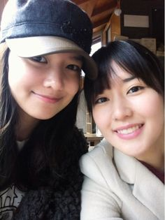 Girls' Generation's Sooyoung reveals selca with sister  #SNSD
