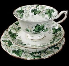 Royal Albert, Ivy Leaf