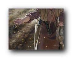 The Sower by Liz Lemon Swindle.