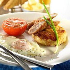 Potato, Bacon and Sa
