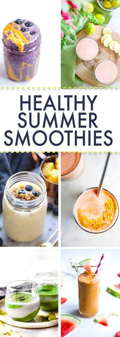 Healthy summer Smoot