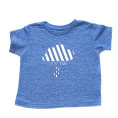 LITTLE RAIN T-Shirt   Little Man Happy