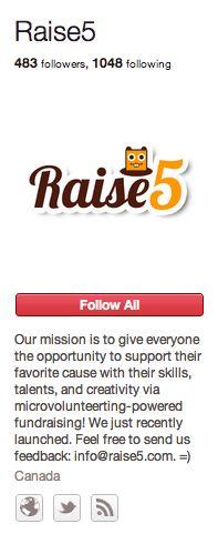 Raise5