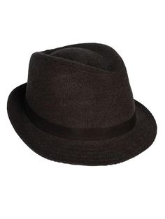 Twill Weave Fedora by hatattack $55
