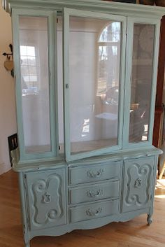 How to make chalk paint.