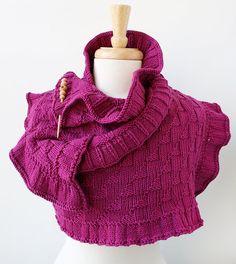 Rococo Hand Knit Shawl by Elena Rosenberg Wearable Fiber Art
