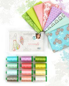 Eye Candy Kit #Aurifil