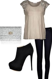 Sparkle sleeves