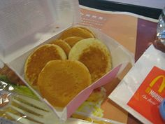 Mcdonalds pancakes