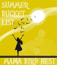 Summer Bucket List {kids edition} 2013 great ideas in and around NC