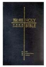 Chinese English Bible Bilingual Union Traditional (Small Size Bible - Hard Cover)
