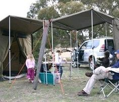 Great Camping tips.