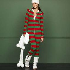 Our Christmas party theme this year is PJs. I need these!! MUST FIND!