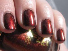 Sally Hansen Ruby Emerald - Lavish Layerings