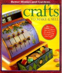 Crafts to Make and Sell - CraftyMates