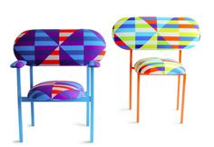 Re-Imagined Chair by Studiomama for the Stepney Green Collection