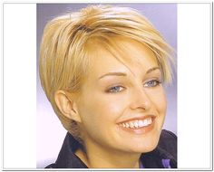 Short Hairstyles For Thin Fine Hair Women Over 50