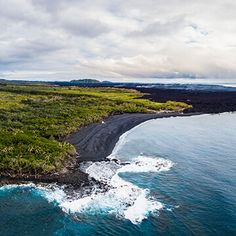 Pohoiki Beach: Hawaii Island's Newest Black Sand Beach | Aqua-Aston