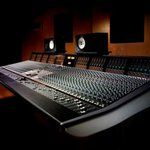 Sing in a professional recording studio