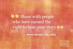 An aha!-inducing thought from Brené Brown. Double-click for more inspiring quotes (and tweets)