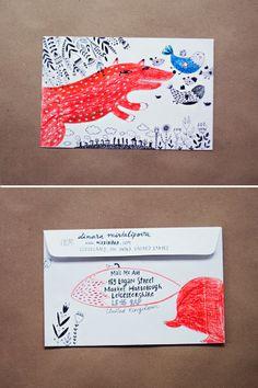 mirdinara: Mail Me Art