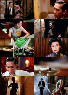 In the Mood for Love - Wong Kar-wai