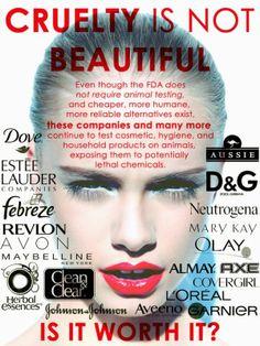 List of some cruelty free beauty brands, including A Girl's Gotta Spa! #crueltyfree #beauty